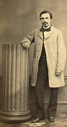Arthur Regnault vers 1860 - Arthur Regnault vers 1860    © Collection privée, Archives Départementales d'Ille et Vilaine